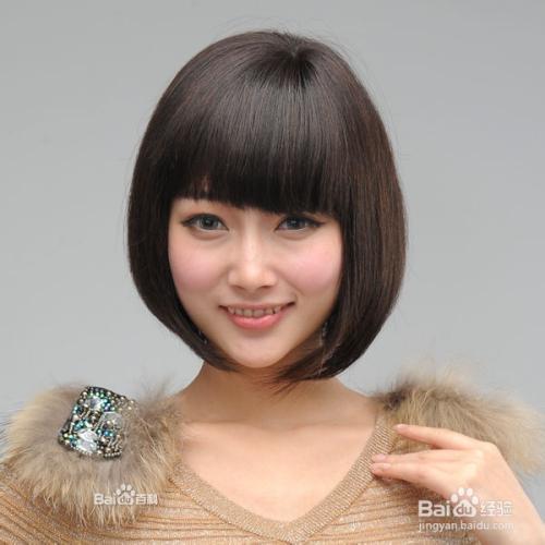 图片头蘑菇活泼帅气,a图片又时尚.适合利落短发的你v图片.大短发率性烫发圆脸图片