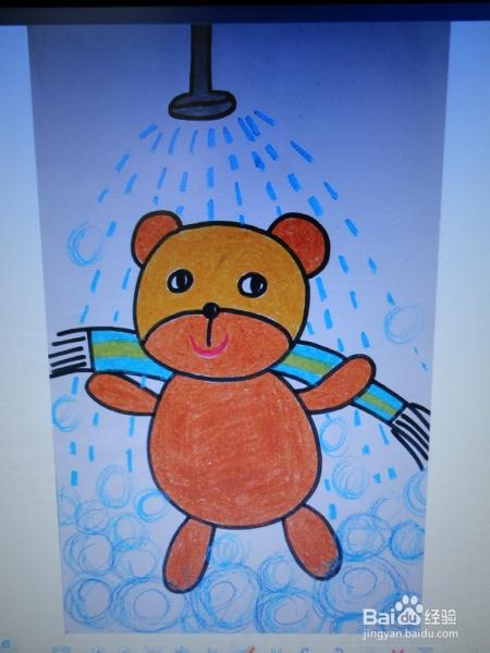 怎么教小学生画画图片