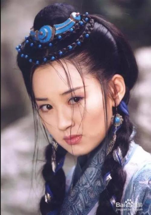 古装剧辫子发型盘点!刘诗诗和关晓彤谁更好看图片