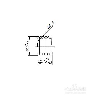 CAD打印1:1的图纸图纸v图纸多长是有效期的图片