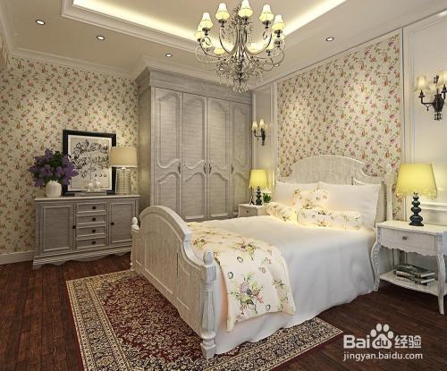 小户型卧室装修风格图片