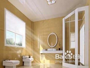 卫生间设计的关键图片
