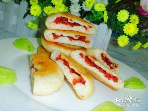 【中式面点】营养早餐---香煎山楂饼图片