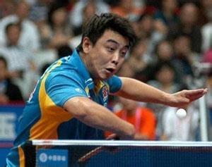 乒乓球快速上手攻球乒乓球的童谣图片