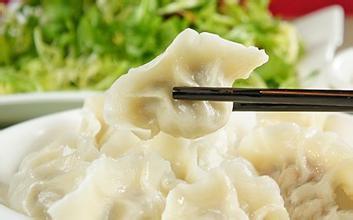韭菜虾仁田七饺子馅的做法猪肉核桃仁图片