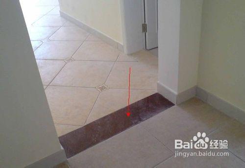 木地板跟地砖之间怎么过渡?