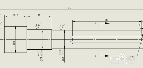 键槽的画法_solidworks怎样标注键槽尺寸