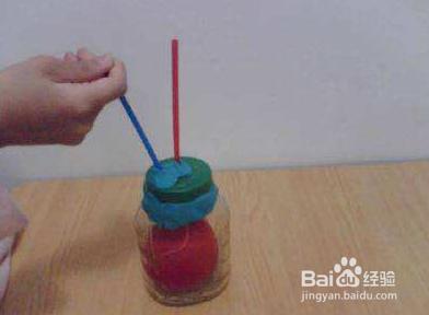 瓶内吹物理而初中不变小漏气[初中气球v物理]过气球吗快的图片