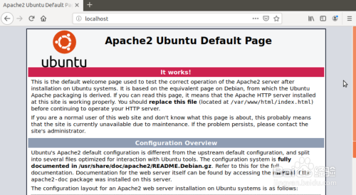 appinitdlls_ubuntu 安装 apache2详细教程