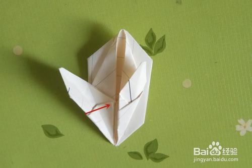 纸兔子的折法 手工折纸兔子的详细步骤图片