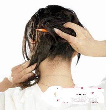 直发马尾怎么扎好看直发马尾发型简单韩式盘发图片