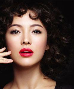 韩国妆容技巧