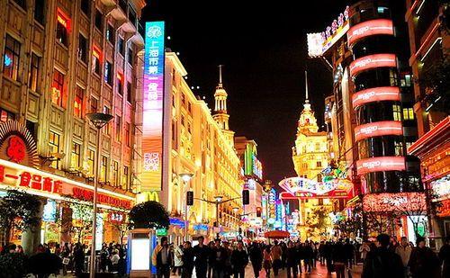 怎样去上海商场购物