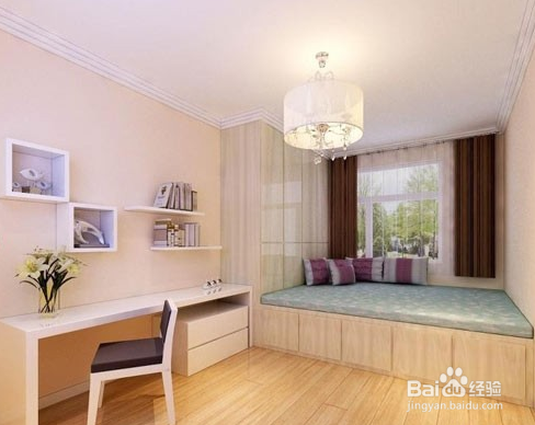6平米卧室装修的小技巧