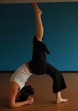 保健养生  1 冥想 2 头倒立-肩倒立 3 下犬式 4 背部伸展式-龟式-瑜伽图片