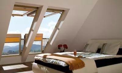 6种阁楼窗户设计,提高家装档次.图片