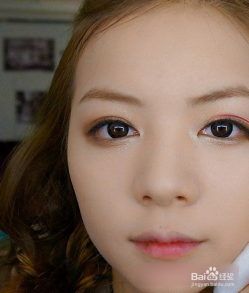 日系大眼眼妆教程—漂亮无人可挡