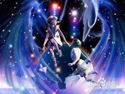 十二星座之双子座女头像v头像白羊座性格女a头像图片
