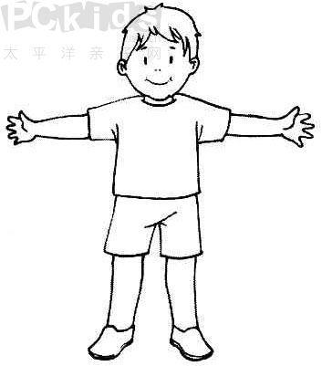 操_让孩子长高的健身操图解