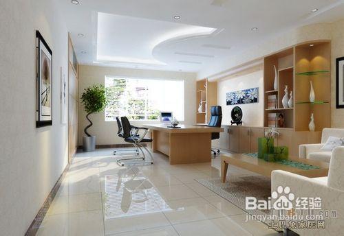 小型办公室装修设计的4大类别图片