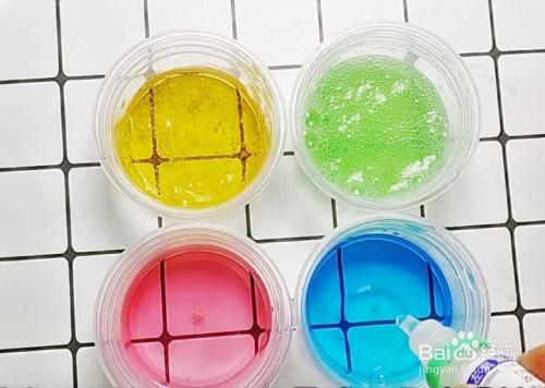怎么做水晶泥史莱姆?四种简单的史莱姆制作方法