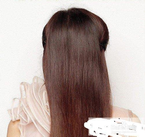 长头发怎么扎好看 蓬松好看的发型扎法图片