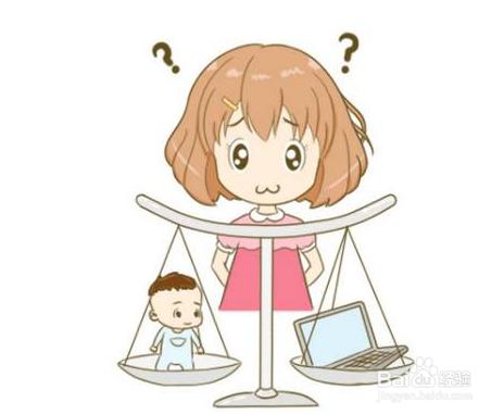 女人有了孩子要不要做全职妈妈?