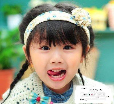 6款卡哇伊小女孩发型绑扎方法 可爱又天真图片