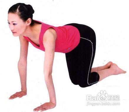 瑜伽牛面式动作详解图片