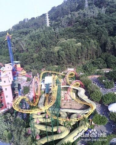 深圳布吉求水山公园参观游玩--深圳旅游景点推荐图片