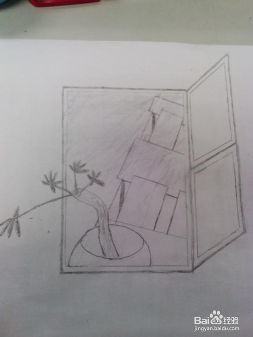 怎样画3d立体画?图片