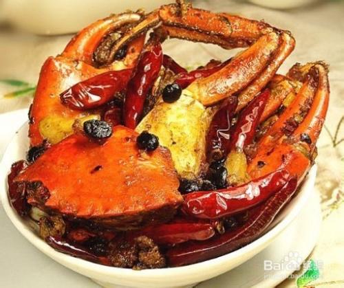 色拉油好吃豆豉适量淀粉适量生抽适量花椒适量豆瓣酱v豆豉帝王蟹适量吗图片