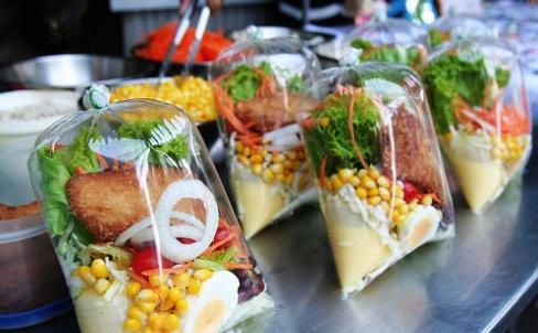 不得不品尝的泰国街边美食图片