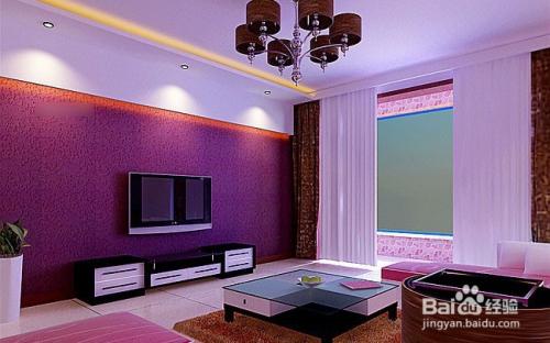 房间背景墙怎么设置好?