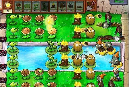 植物大战僵尸关卡3-8和3-9攻略