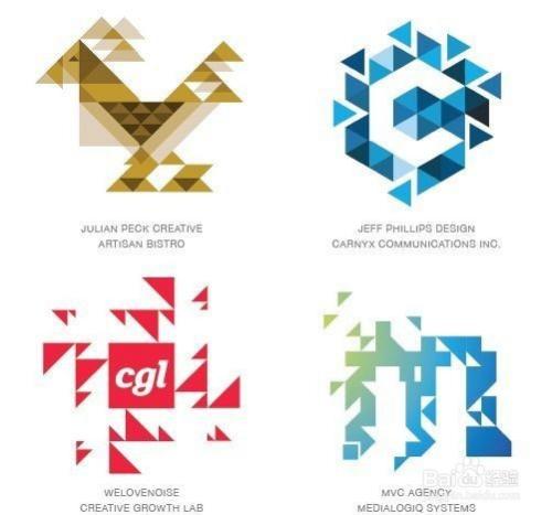 年度最流行的15种品牌logo设计趋势图片
