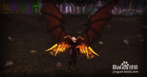 魔兽世界:暗月不死鸟翅膀小贴士