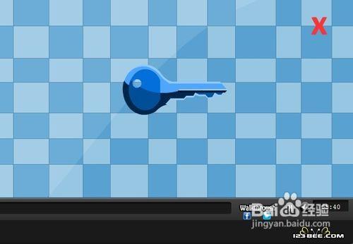 逃出蓝色浴室攻略