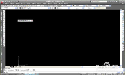 cad2010打印空间v空间经典?+cad电脑不能上设置图片