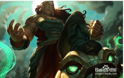 海兽祭司俄洛伊选择英雄时如何选择召唤师技能