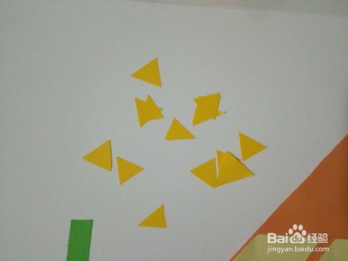 如何用数学图形组成一幅画图片