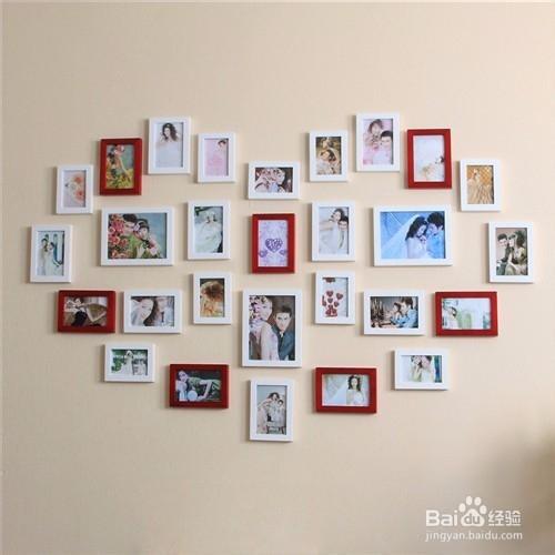 5 制作成特殊的图将一张张的照片,像拼图那般用相片拼出有新意的造型图片