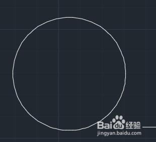 CAD对圆映射圆心标记cad文件没有进行字体图片