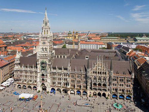 怎样准备德国旅游及注意事项图片