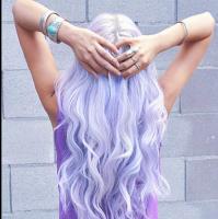 什么群色女多_女各种染发,渐变色,多种颜色绝对好看.