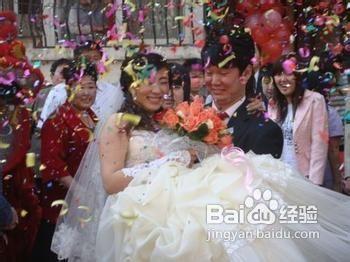 接新娘时怎么整新郎_新郎来接新娘时要怎么娱乐?-