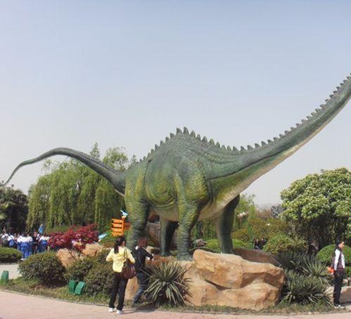 去常州中华攻略园住宿游玩攻略济南去云台山自驾游恐龙图片