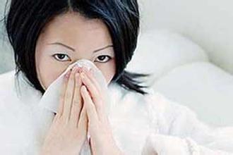孕妇感冒上火流鼻涕打喷嚏怎么办?