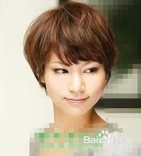 细软头发适合的发型(女生)图片