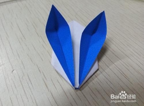 兔子灯笼折法图片